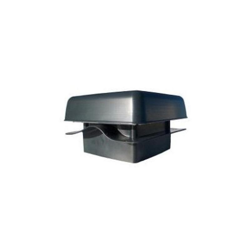 Ventilator mit Dachziegeleffekt