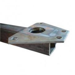 Dissel frame koppeling trekhaak