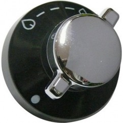 HOB & Grill controle knop