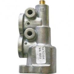 Gasventil für Abdeckplatte (012379100).